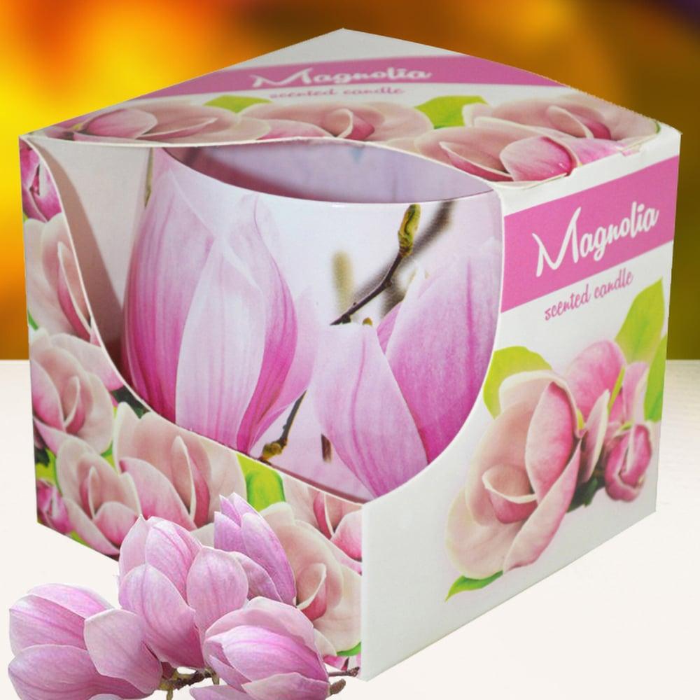 Ly nến thơm tinh dầu Admit 100g QT026979 hoa mộc lan 1