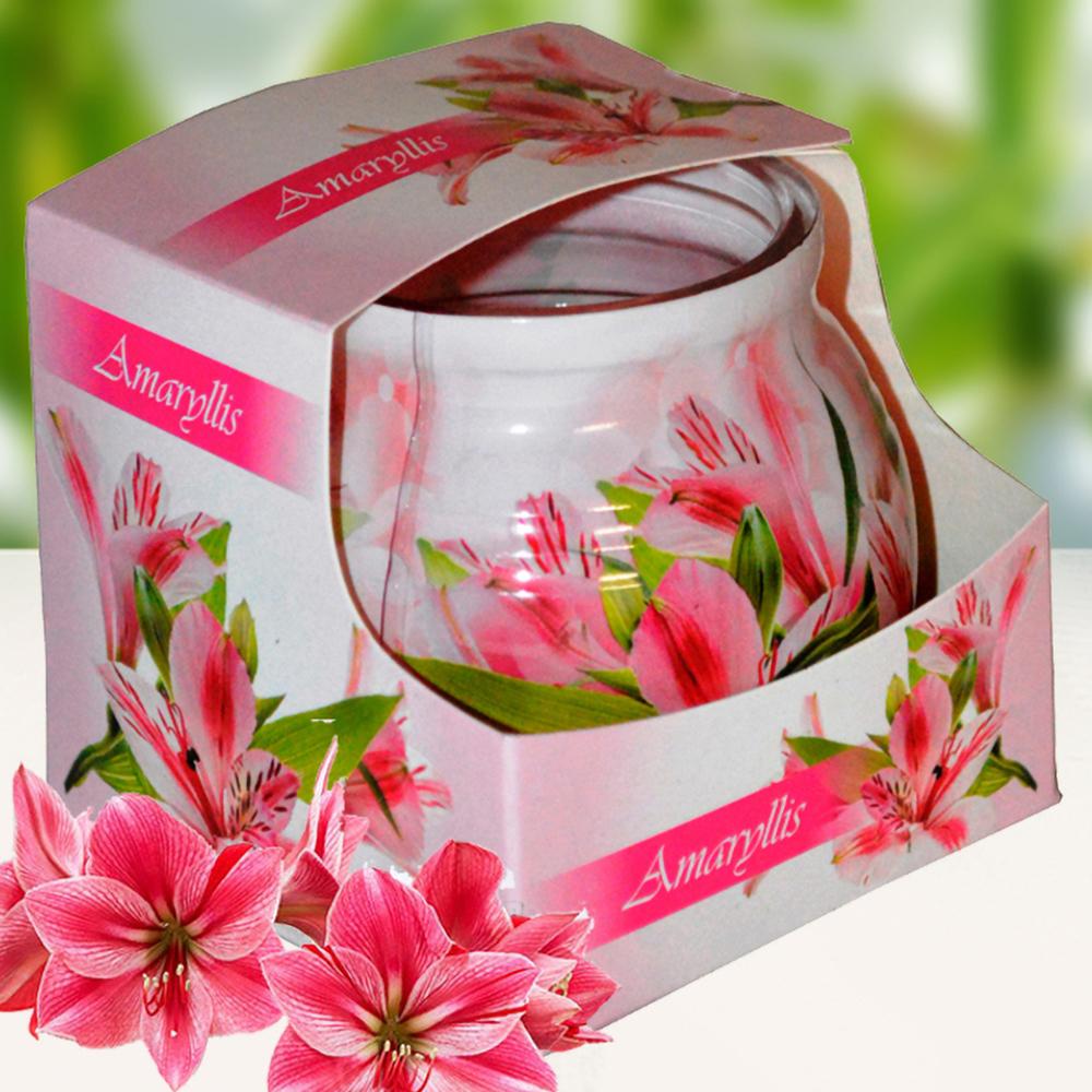 Ly nến thơm tinh dầu Admit 85g QT04536 hoa thủy tiên 1