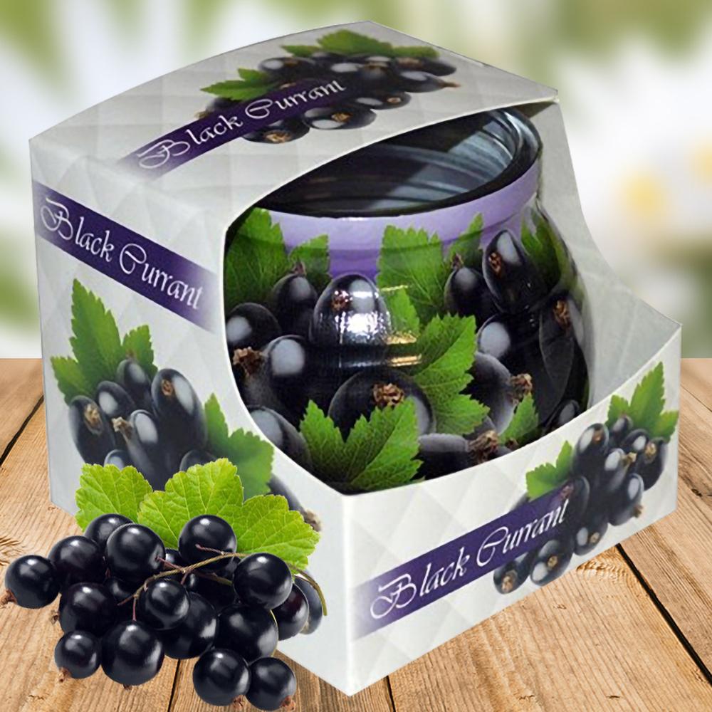 Ly nến thơm tinh dầu Admit 85g QT04541 nho chuỗi ngọc đen 1