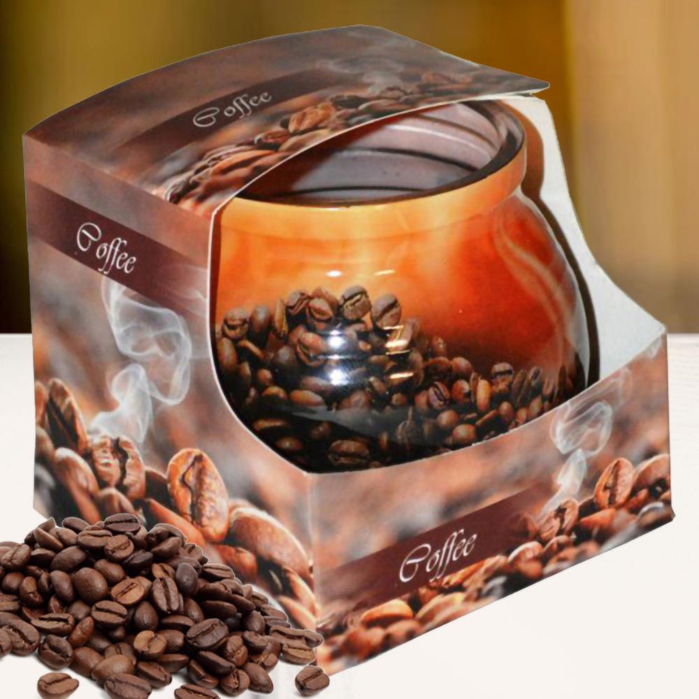 Ly nến thơm tinh dầu Admit 85g QT04543 hương cà phê 1