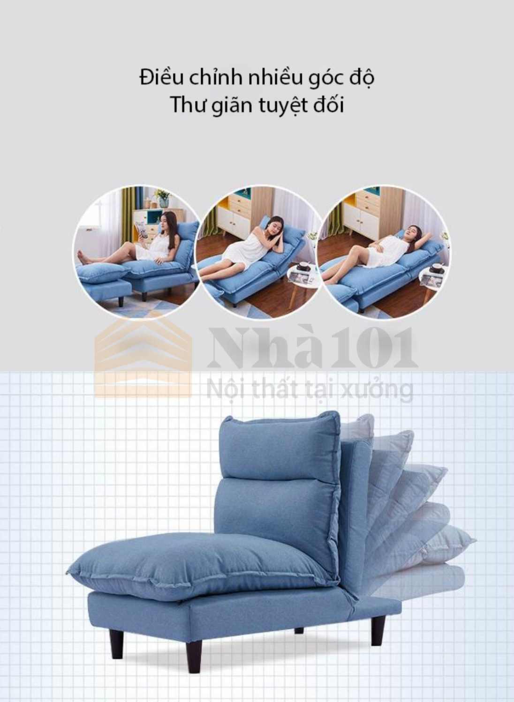 Ghế PAN Lười Thư Giãn, ghế pan lười, ghế pan 3