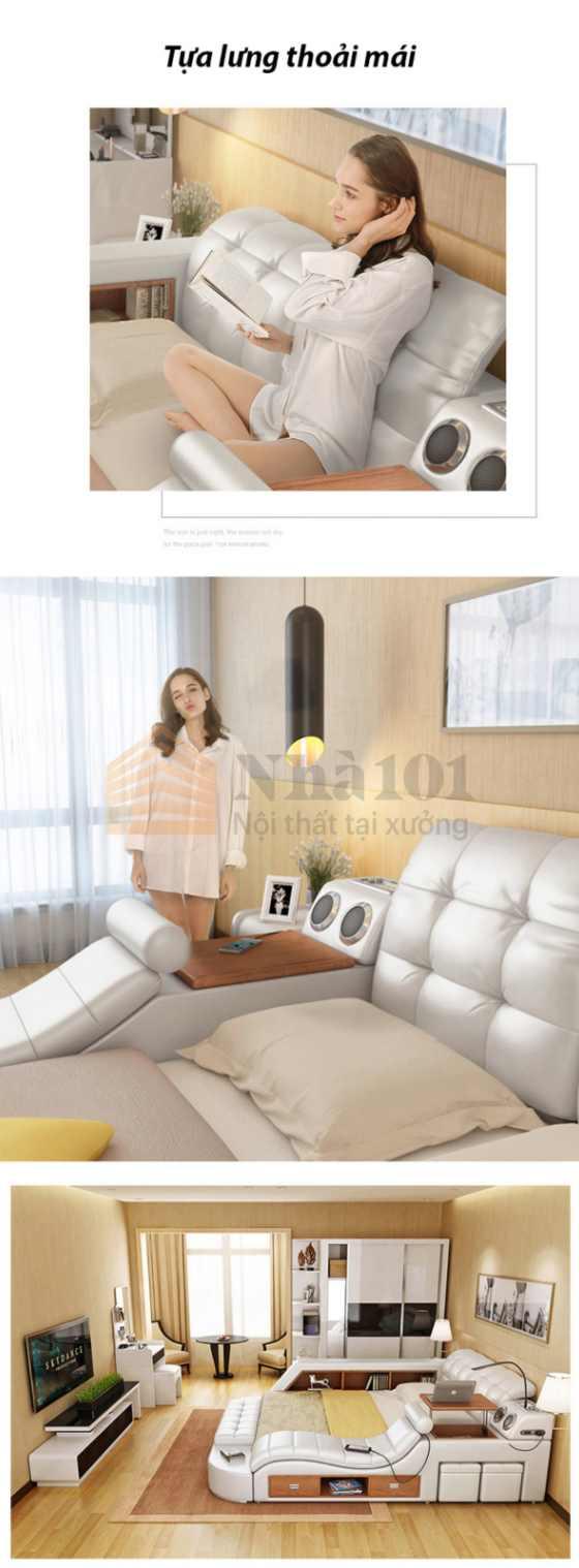Giường Massage F550, giường massage, giường massage tiện nghi 2