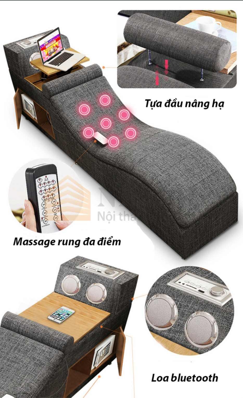 Giường Massage F630, giường massage, giường massage tiện nghi 3
