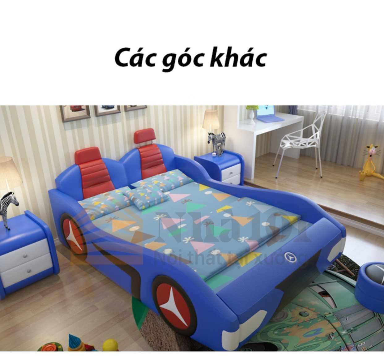 Giường Trẻ Em Mecerdes, giường trẻ em, giường mecerdes 2