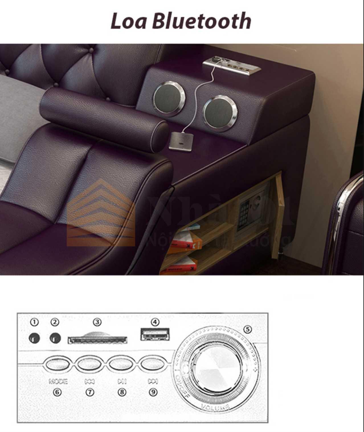 Giường Massage F8608, giường massage, giường tiện nghi 3
