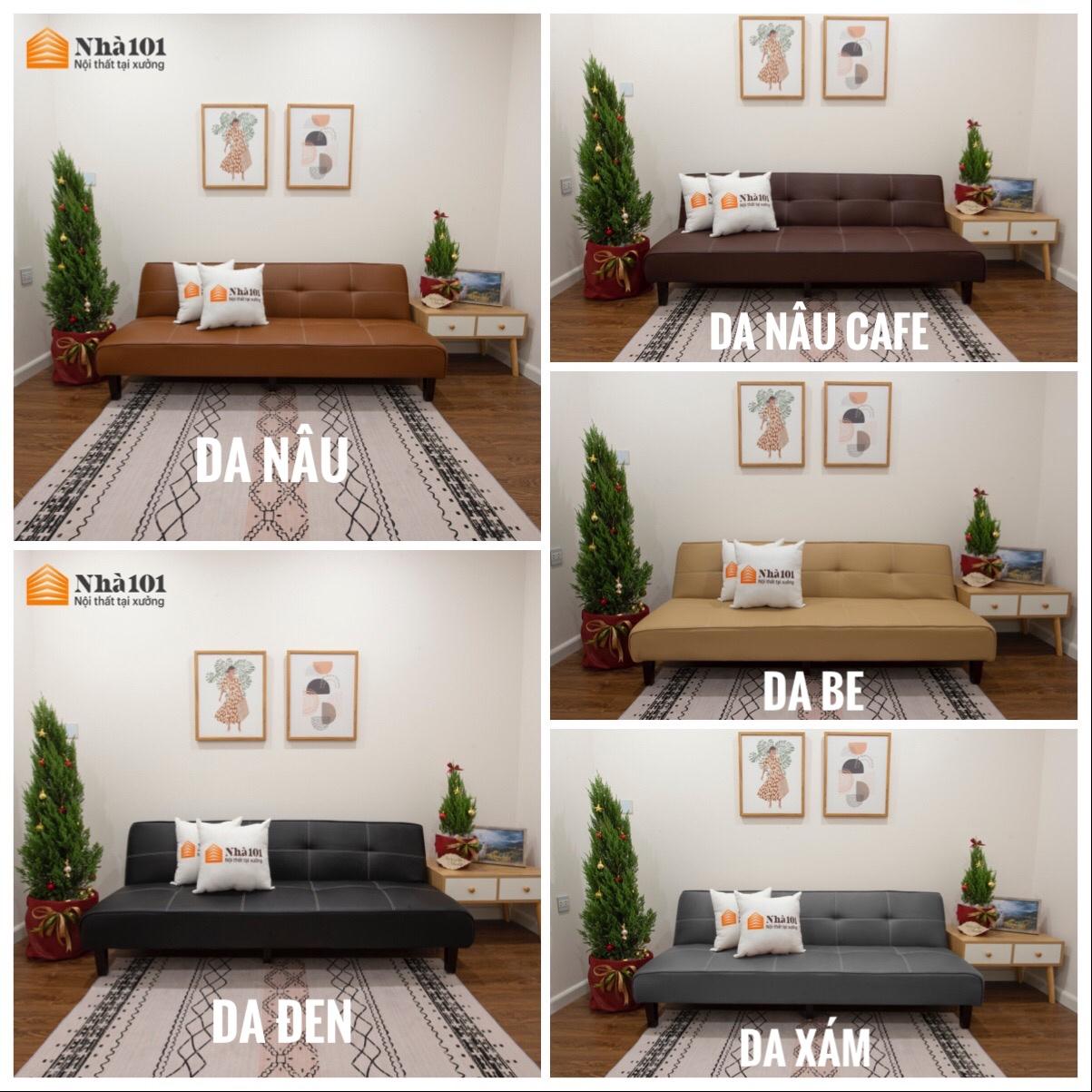 Sofa Bed Sofa Giường Đa Năng Cao Cấp mã F1 4