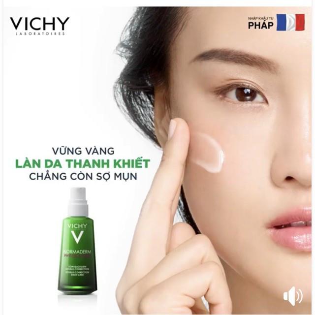 Kem Dưỡng Dạng Sữa Dành Cho Da Mụn Vichy  50ml 2