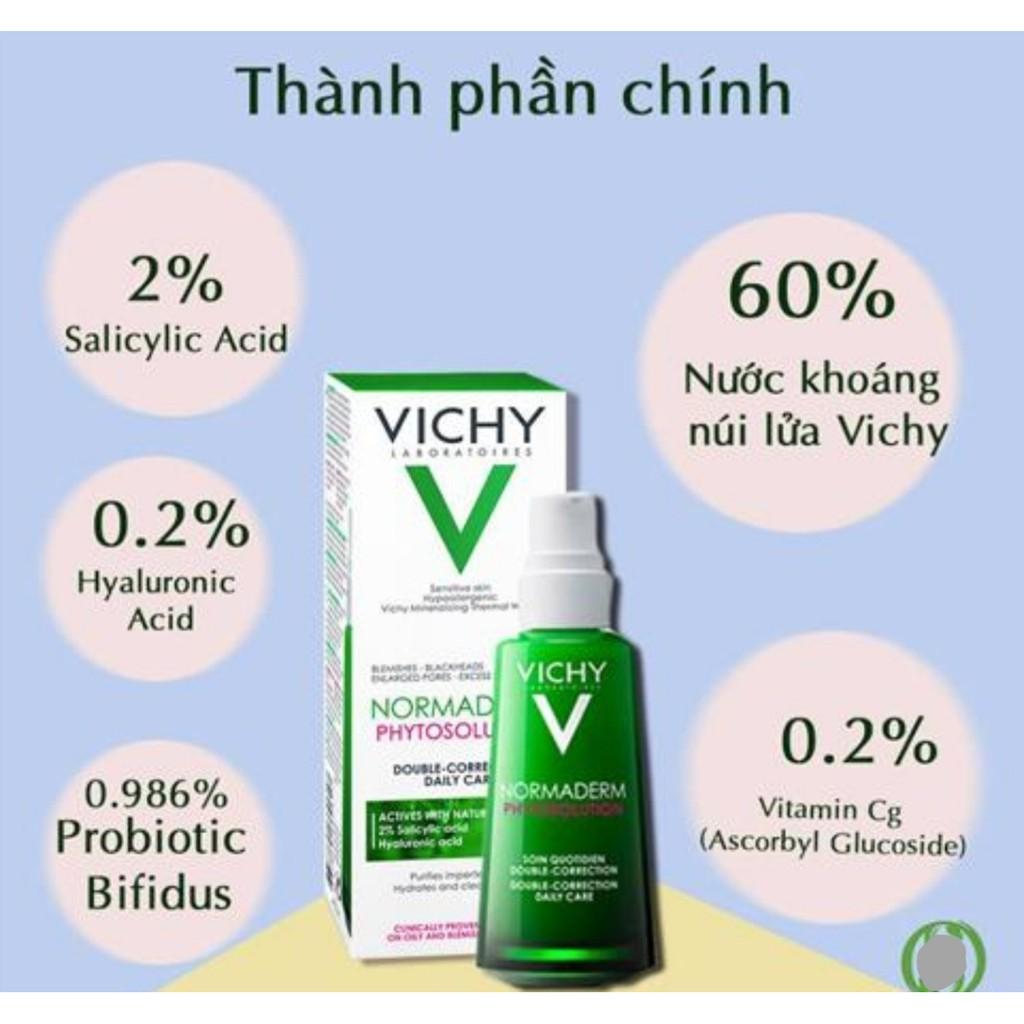 Kem Dưỡng Dạng Sữa Dành Cho Da Mụn Vichy  50ml 3