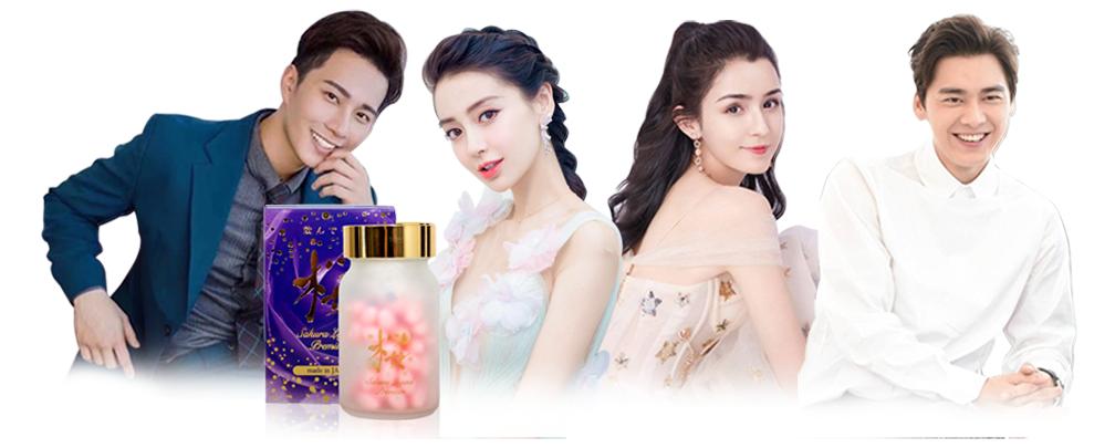 Sakura Legend Premium Japan Viên uống tỏa hương, đẹp da 3