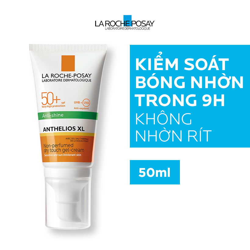 Kem Chống Nắng La Roche Posay Anthelios XL Dry Touch Gel Cream 50ml 1