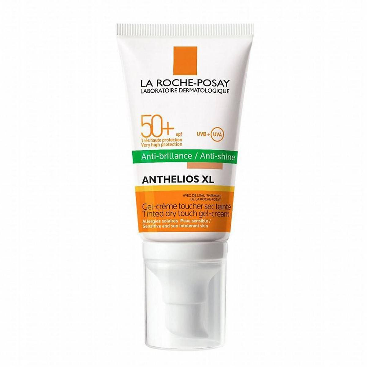Kem Chống Nắng La Roche Posay Anthelios XL Tinted Dry Touch Gel  50ml 1