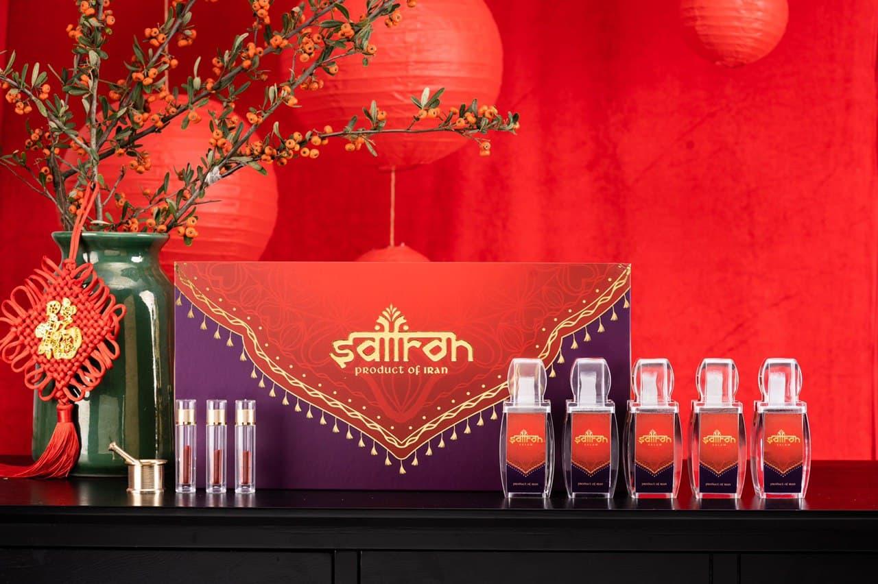 Saffron SaLam 25 Gram – Hộp quà tặng cao cấp 1