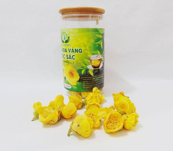 Trà Hoa Vàng Mộc Sắc, Siêu Thị Thiên Nhiên 1