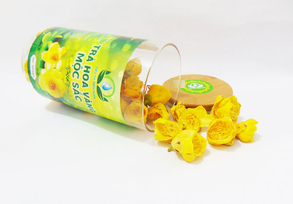 Trà Hoa Vàng Mộc Sắc, Siêu Thị Thiên Nhiên 2
