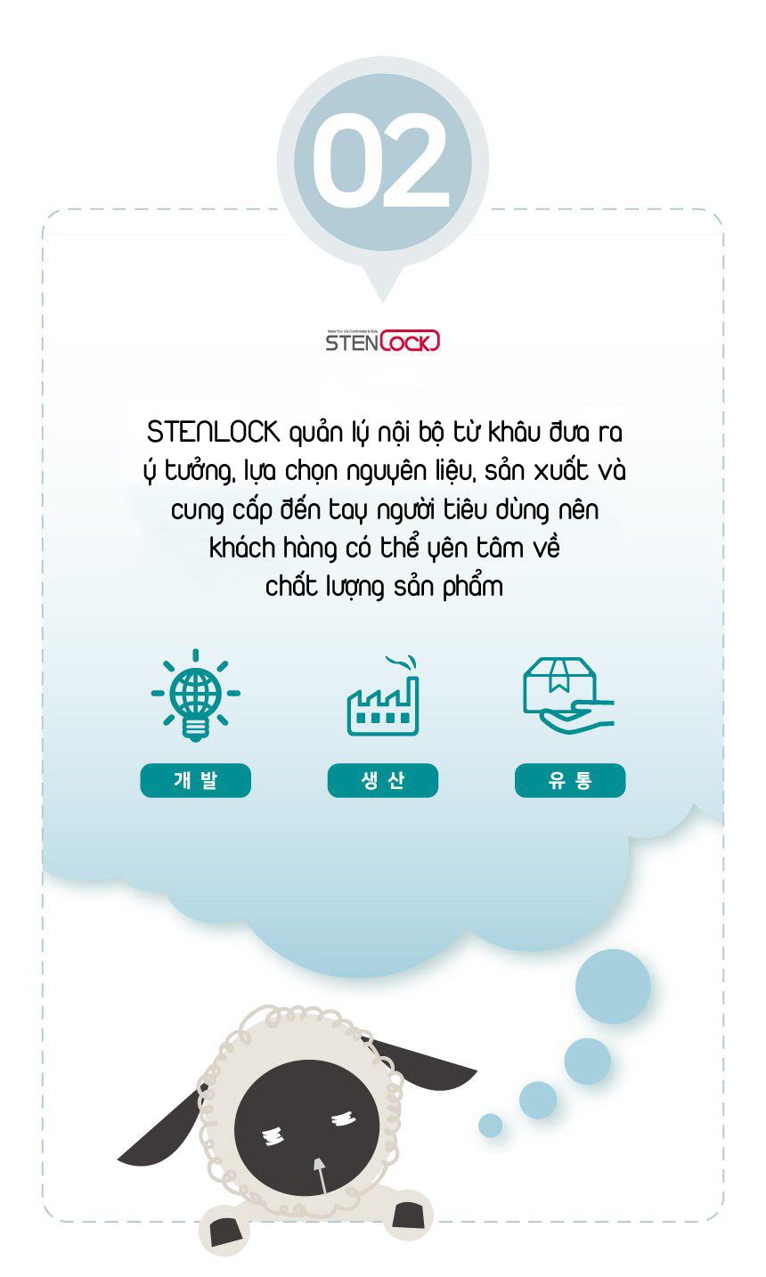 Tô ăn dặm cho bé Stenlock chính hãng Hàn Quốc 3