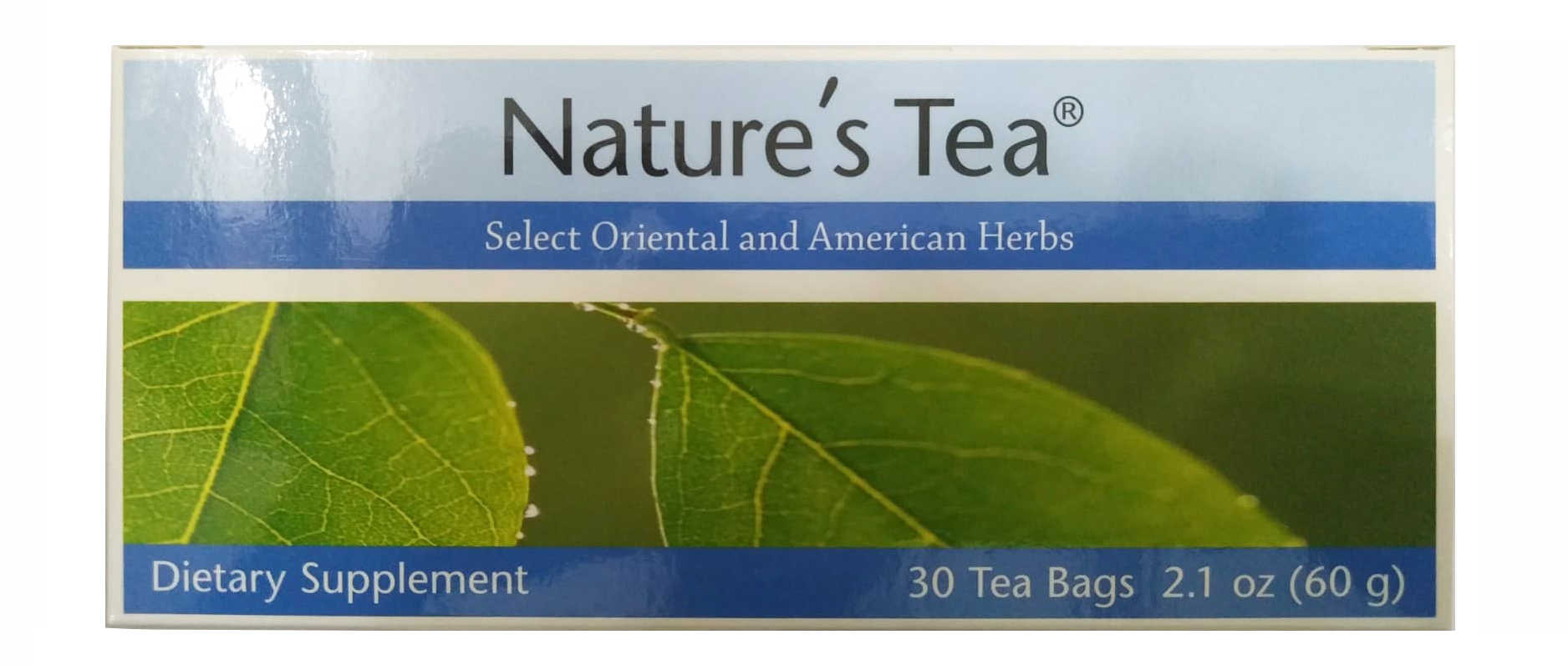 Trà thảo mộc thiên nhiên Natures Tea Unicity 1
