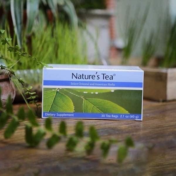 Trà thảo mộc thiên nhiên Natures Tea Unicity 2