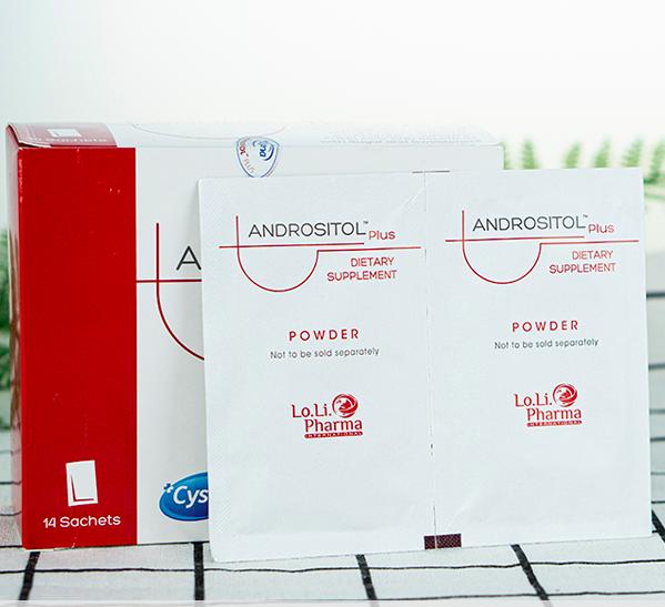 Andrositol Plus Hỗ trợ Tăng Cường Sức Khỏe Sinh Sản Nam Giới 2