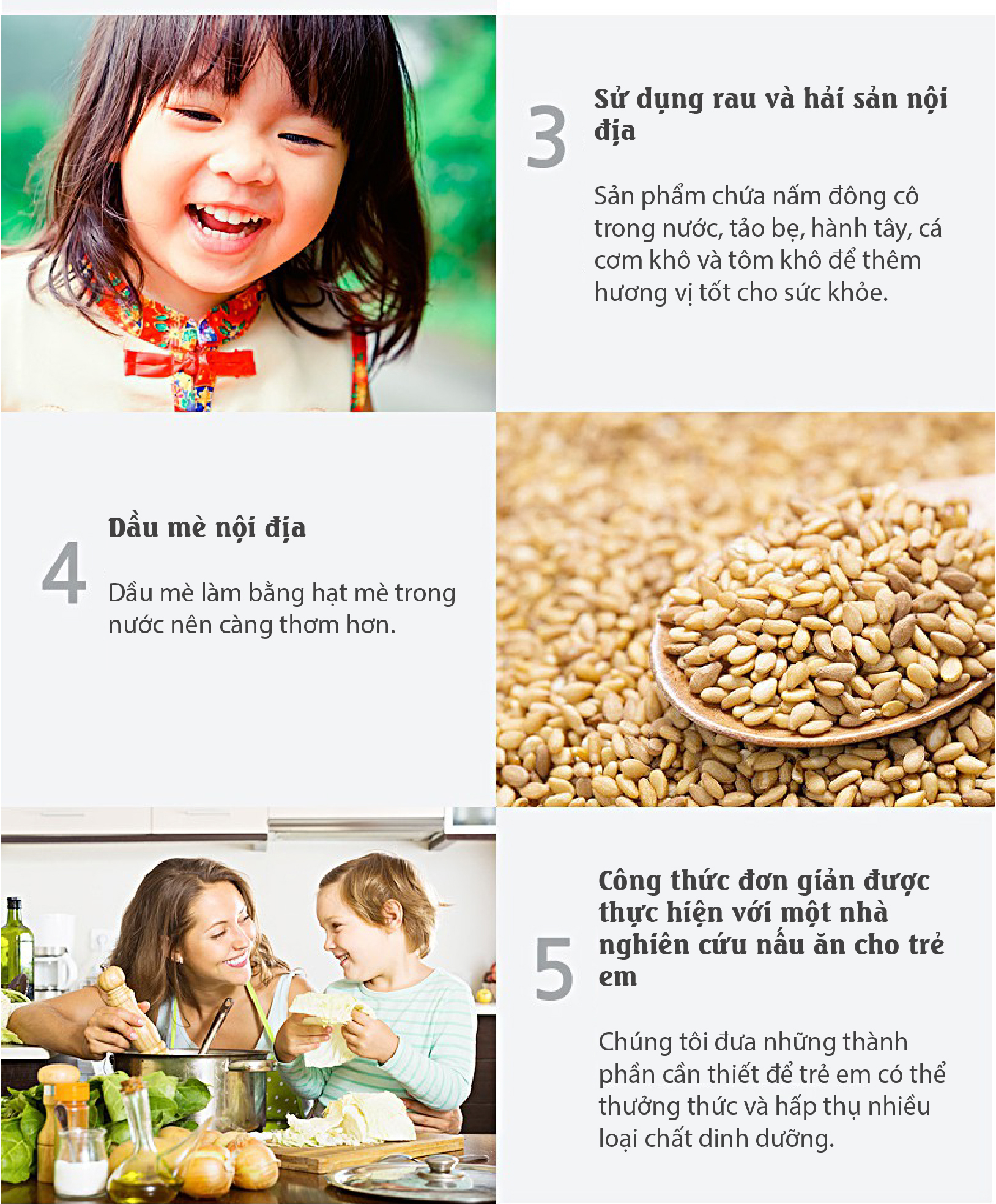 Rong biển trộn cơm cho bé Bebefood Hàn Quốc 30gr 3