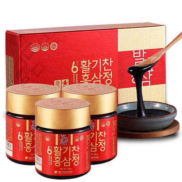 Cao Hồng Sâm Lên Men Daedong Korea Ginseng Hàn Quốc 1