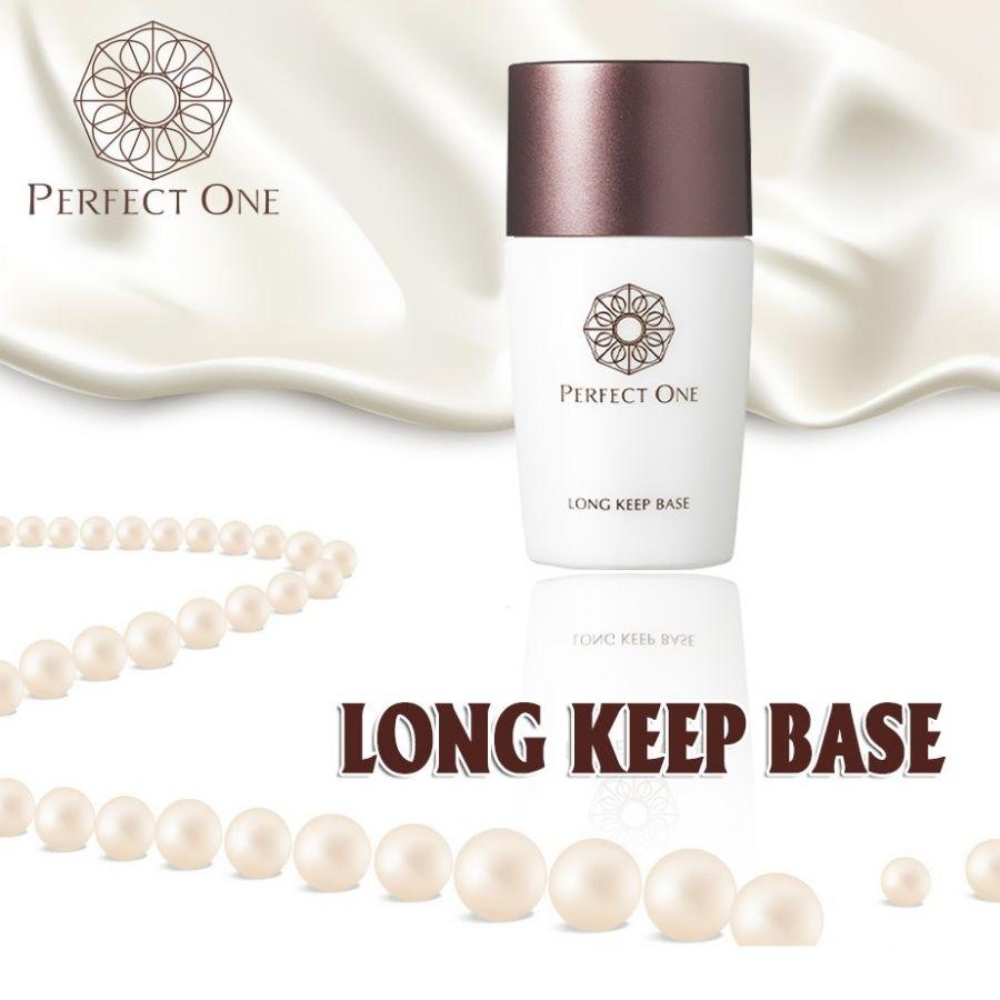 Kem lót duy trì lớp trang điểm Perfect One SP Long Keep Base 1