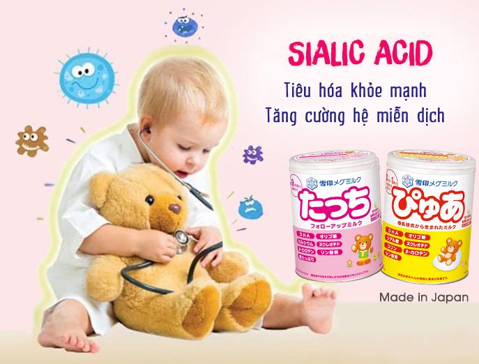 Sữa Snowbaby Touch Nhật Bản số 9 cho bé từ 9 đến 36 tháng tuổi 1