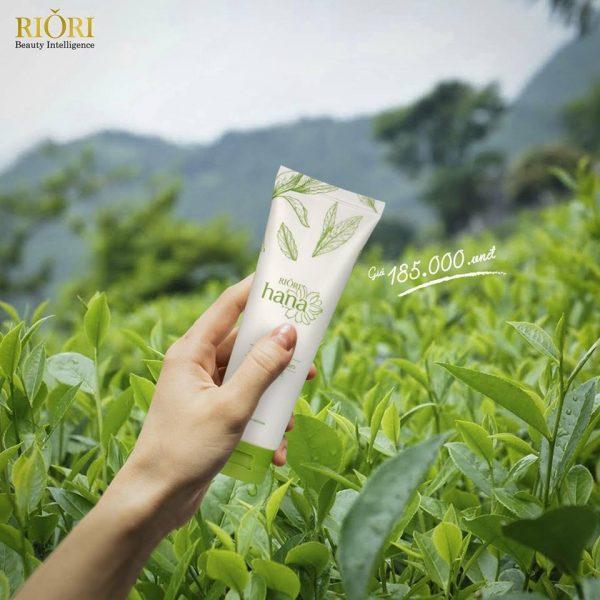 Sữa Rửa Mặt Dưỡng Da Riori Herbal Cleanser 120g 1