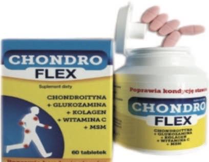 Viên uống hỗ trợ xương khớp Chondro flex hàng nhập khẩu chính hãng 1