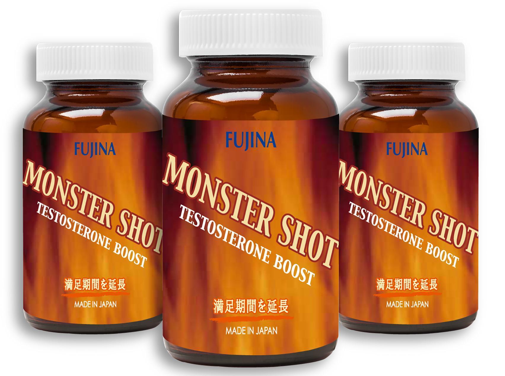 Viên Uống Hỗ Trợ Tăng Cường Sinh Lý Nam Monster Shot 1