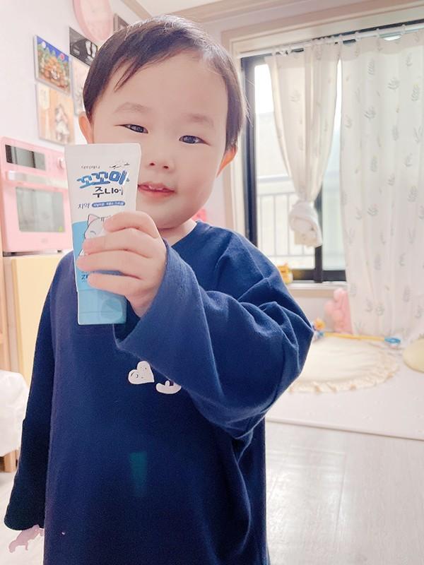 Kem đánh răng cho bé DrZenni dưới 2 tuổi 3