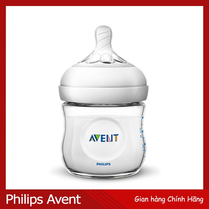 Bình Sữa Philips Avent Natural 125ml FreeBPA 1