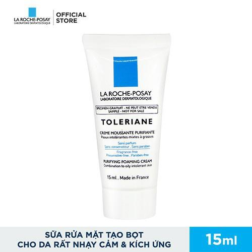 Description: Sample Sữa Rửa Mặt La Roche Posay Toleriane 15ml | Shopee Việt Nam