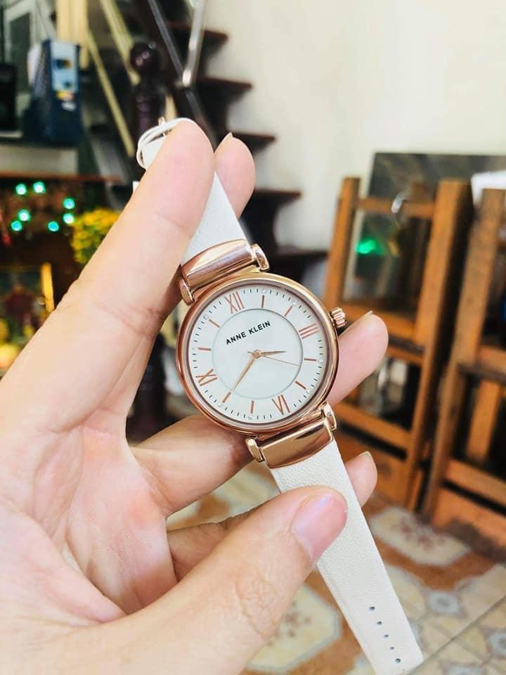 Đồng hồ Nữ Anne Klein AK/2666RGIV case 36mm 2